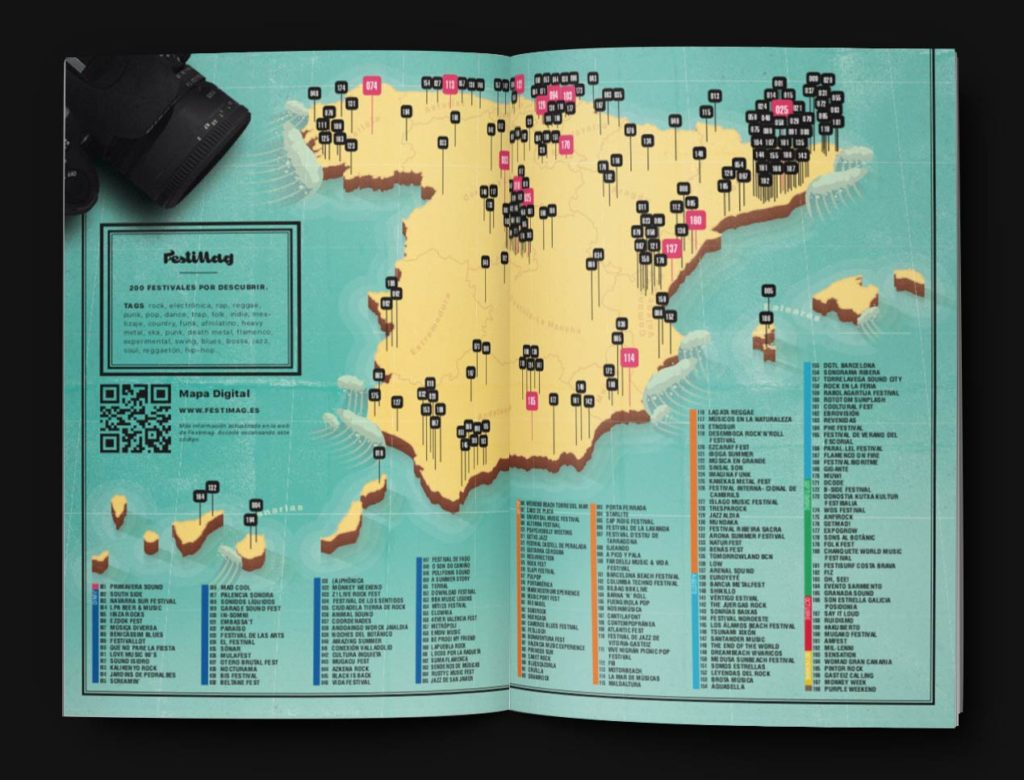 renfe festimag pocket magazine festivales de españa
