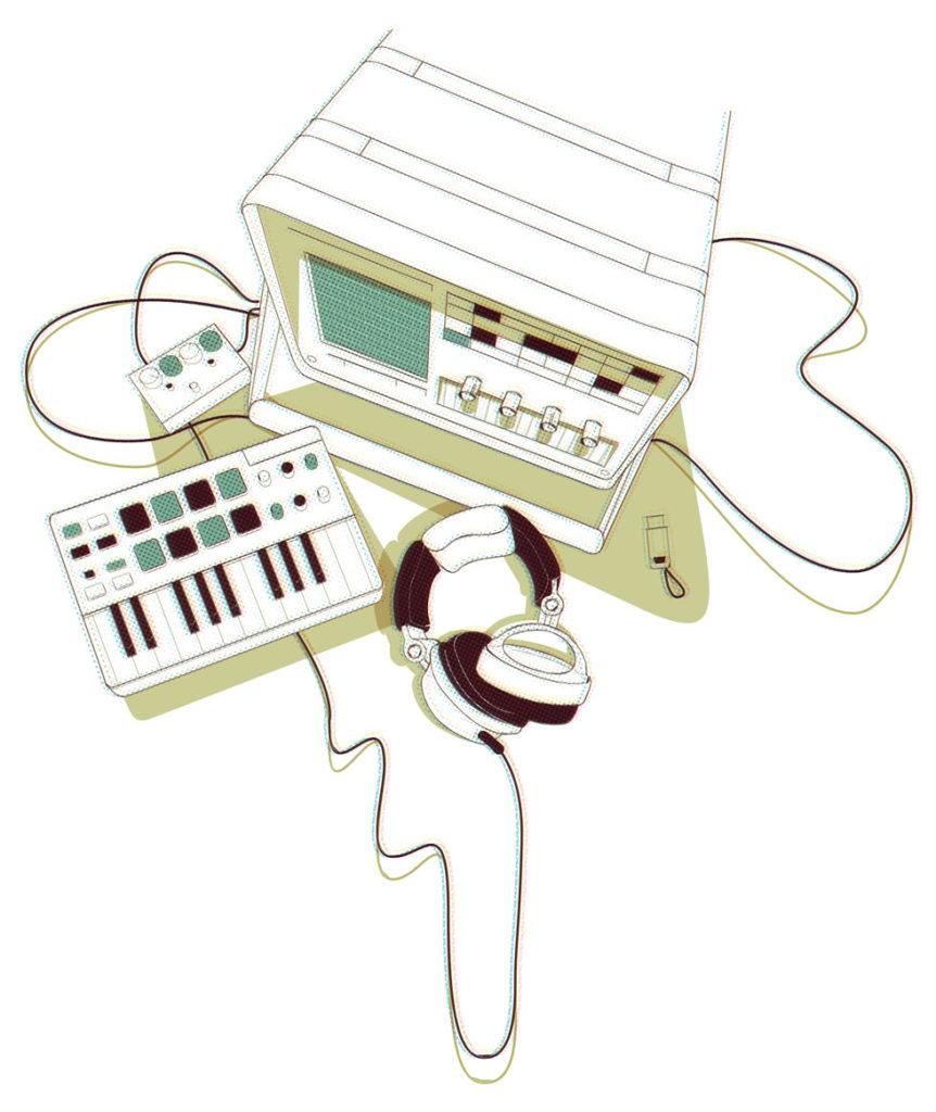 illustration ilustración robenore machines